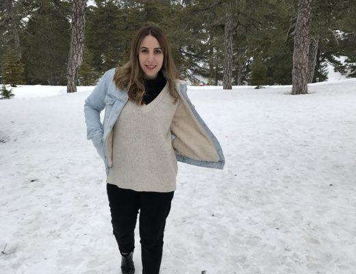 SNOWY TROODOS